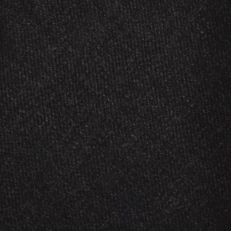 F.Marino Handmade Wool Tie 3-Fold Holland&Sherry Anthracite