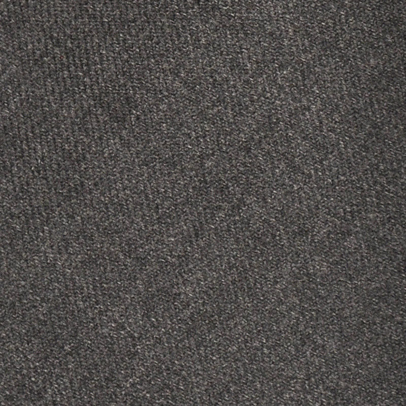 F.Marino Handmade Tie 3-Fold Holland&Sherry Wool Smoke Grey