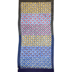 Luxury Cashmere Scarf Handmade 19andreas47 Check Multicolors