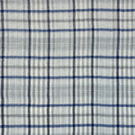 Luxury Cashmere Scarf Handmade 19andreas47 Blue Check