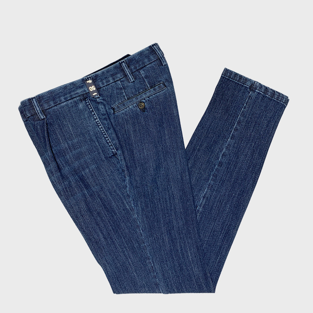 Rota Pantaloni  Men's Jeans Trousers Kurabo Denim