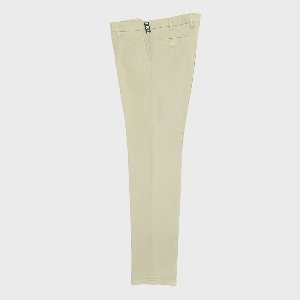 Rota | Men's Cotton Trousers | Beige