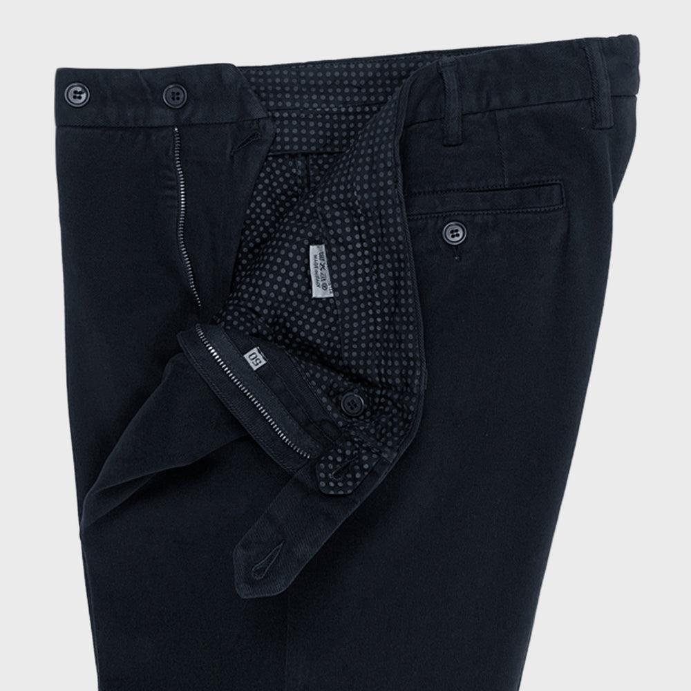 Rota | Men's Cotton Trousers | Blu