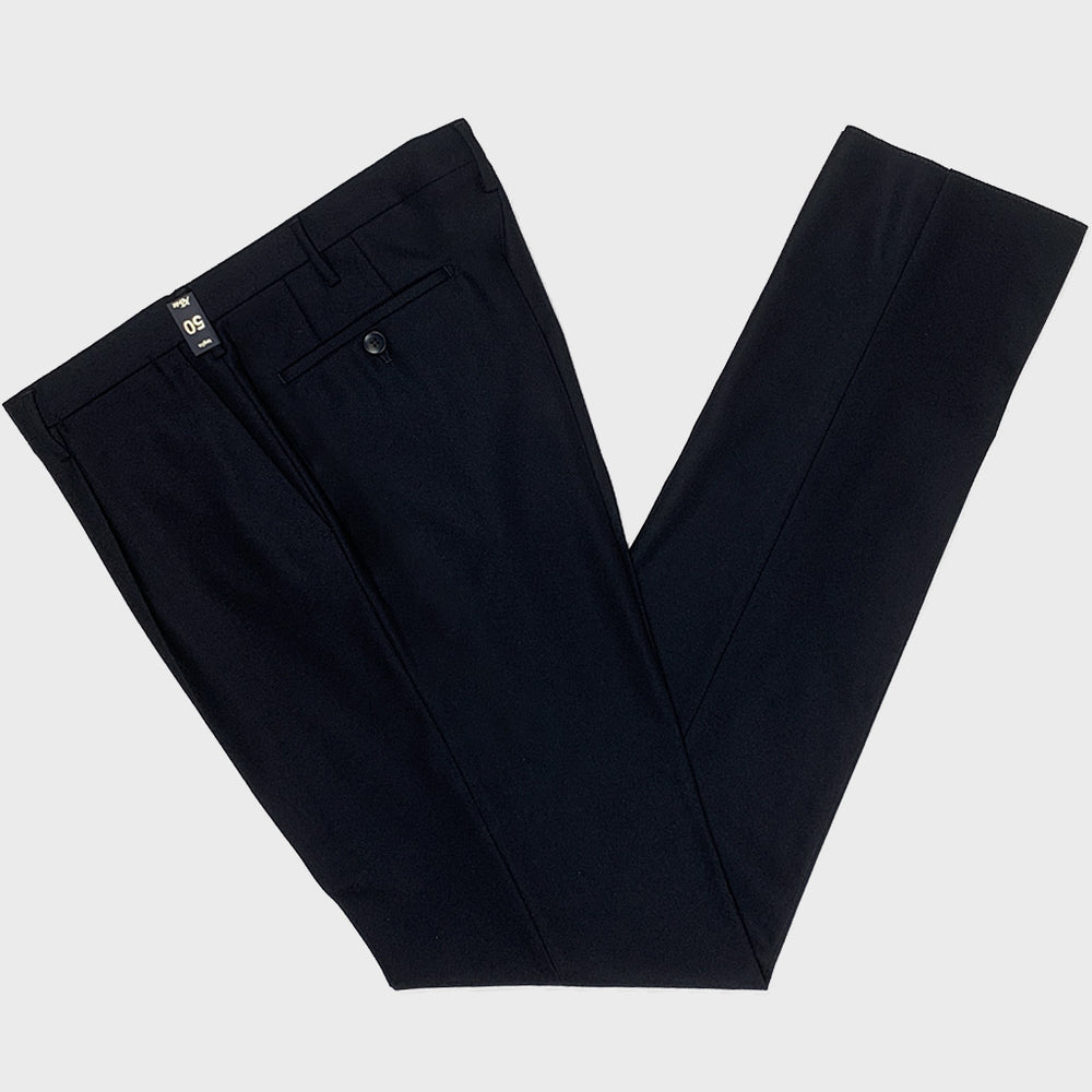 Rota | Men's Wool Trousers | Blu
