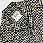 Valstar Men's Wool Coat Houdstooth