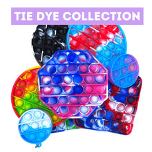Load image into Gallery viewer, TIE DYE COLLECTION Pop It Bubble Toy, FIDGET, Push Pop,