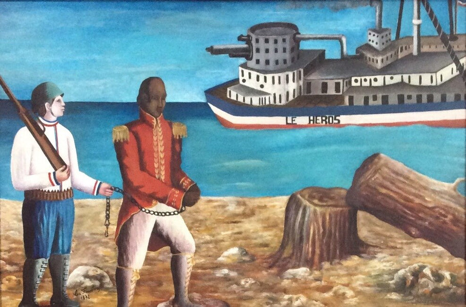 Haitian Art: A Brief History on the Role and Origin of Haitian Painting