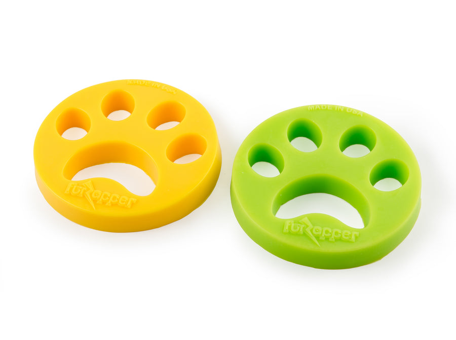 FurZapper Pet Hair Remover 2 Pack (1-2 Pet)