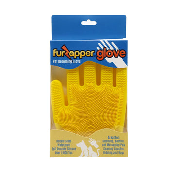 FurZapper Pet Grooming Glove
