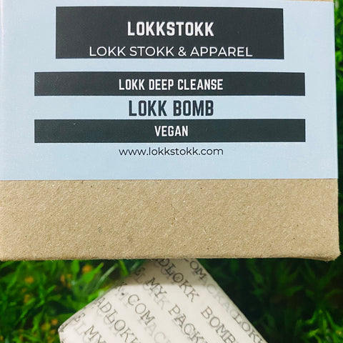 LOKK BOMB - Dreadlock Deep Cleanse