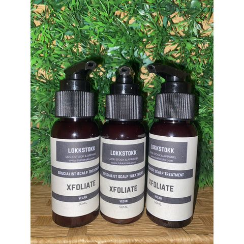 XFOLIATE Scalp Serum