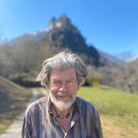 A photo of world-renowned Alpinist & Explorer