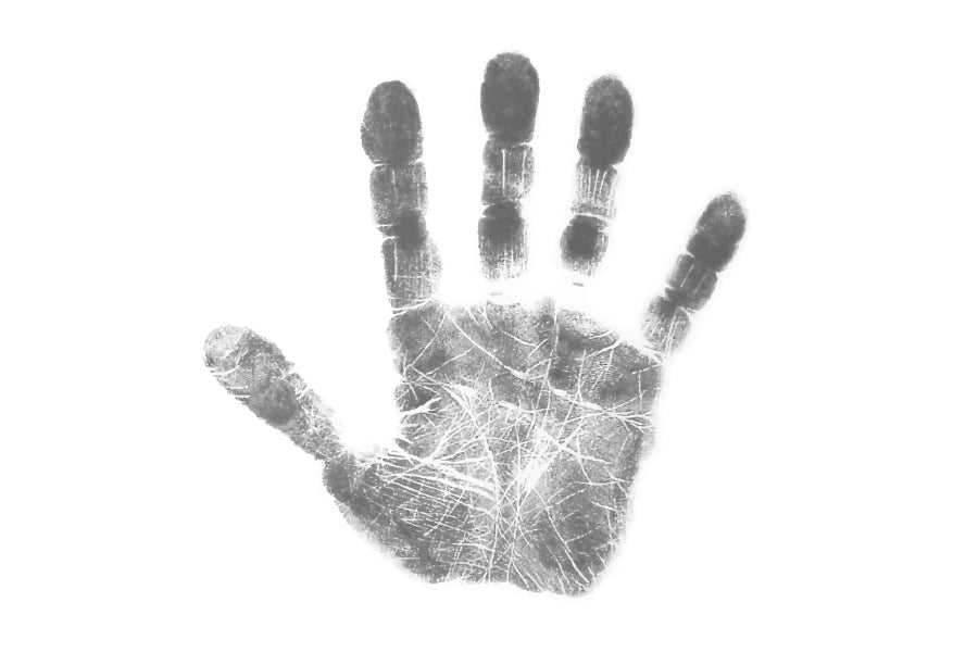 Unique Handprint