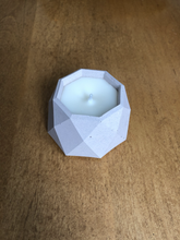 Upload image to gallery, Diamond candle