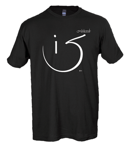 classic smile t-shirt (available in black or white)
