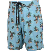 Load image into Gallery viewer, AFTCO M's Boat Bar Swim Trunks