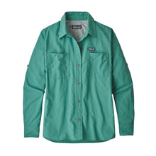 Load image into Gallery viewer, Patagonia W's L/S Anchor bay Shirt