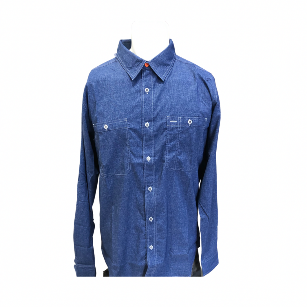 BOS Grander L/S Buttondown