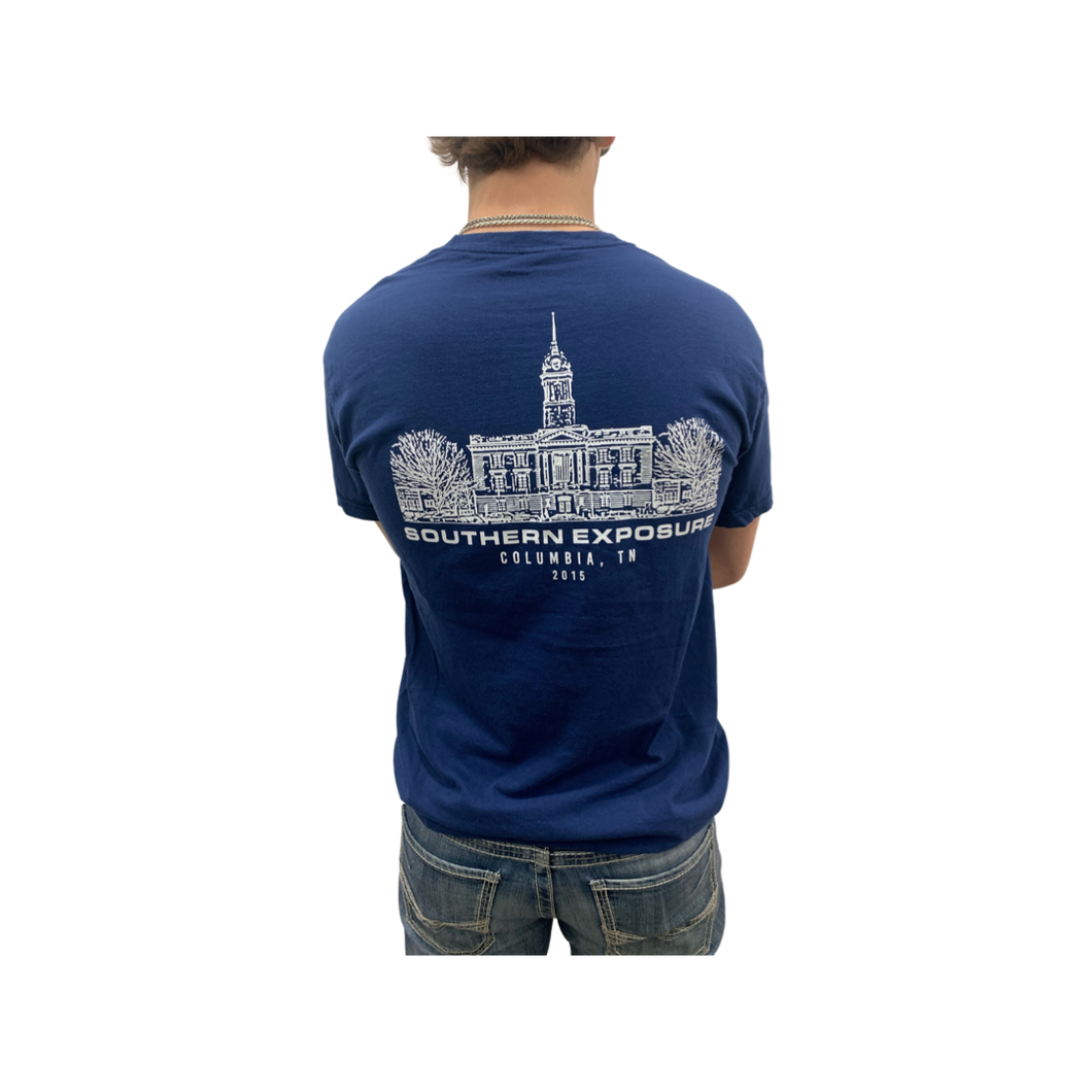 Southern Exposure Courthouse SS Tee