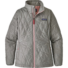 Load image into Gallery viewer, Patagonia Girls Nano Puff Jacket