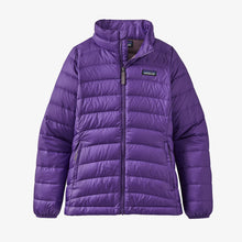 Load image into Gallery viewer, Patagonia Girls Down Sweater