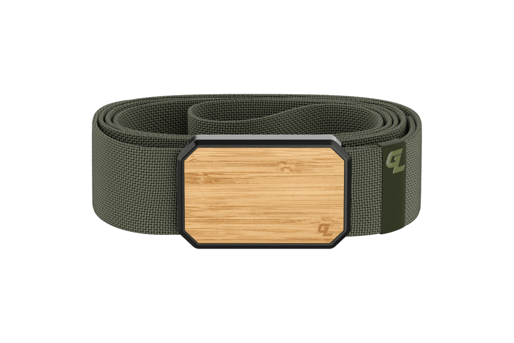 Groove Life Limited Edition Bamboo Belt