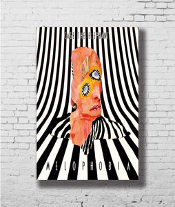 Cage The Elephant Melophobia Custom Music Art Hot Canvas And Poster Gift Friend