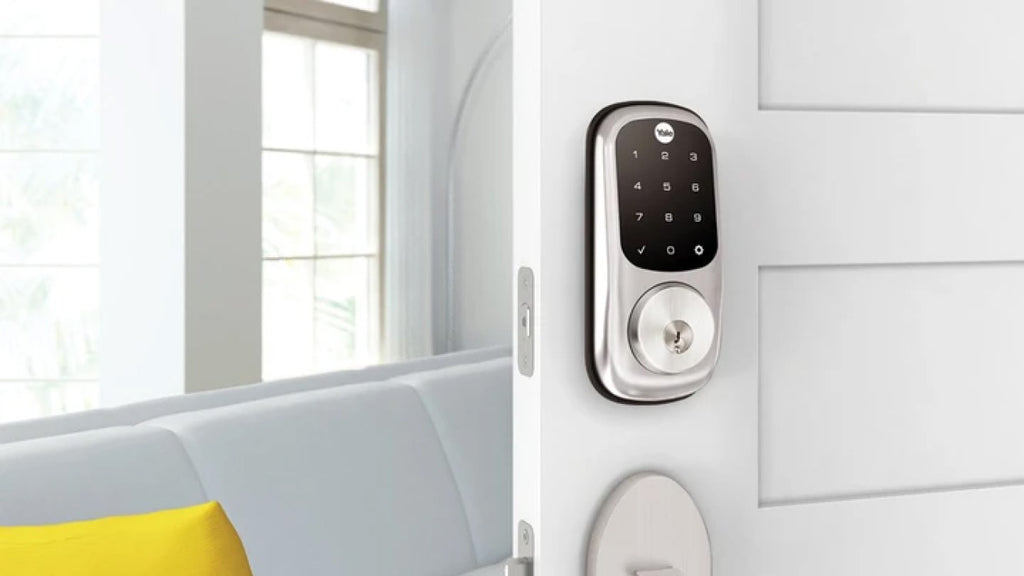 Best Smart Products For Home - Yale Assure Lock Touchscreen Deadbolt - Shome Ai