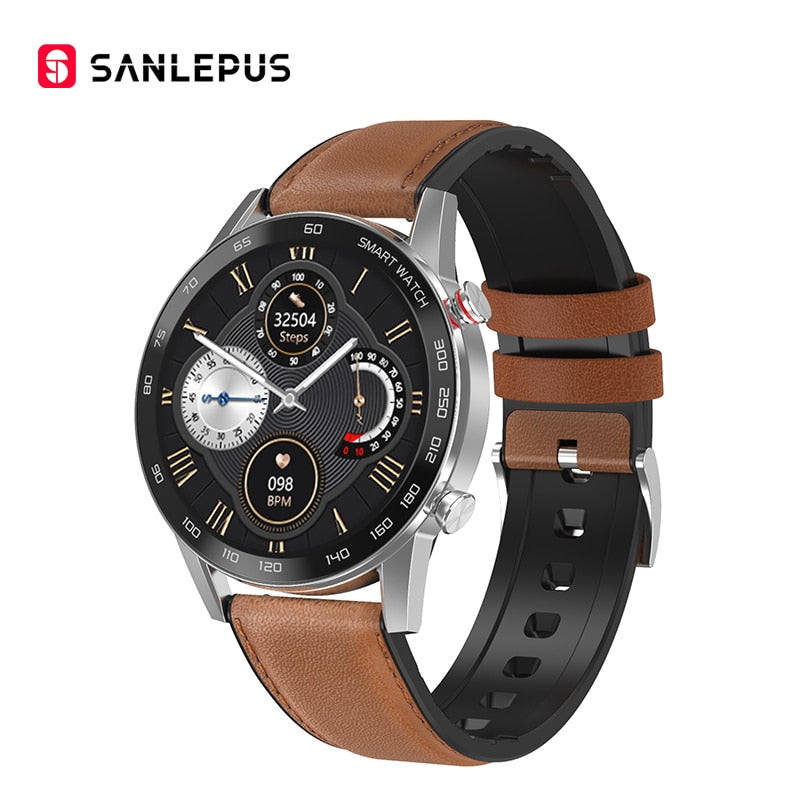 SmartWatch pantalla retina, Bluetooth, compatible con IOS y Android