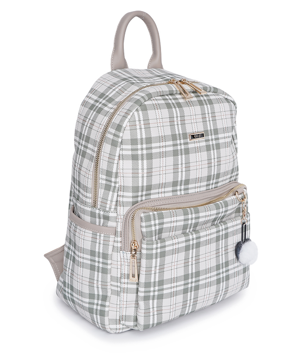 En-ji Suji Backpack  - Green - EN-JI