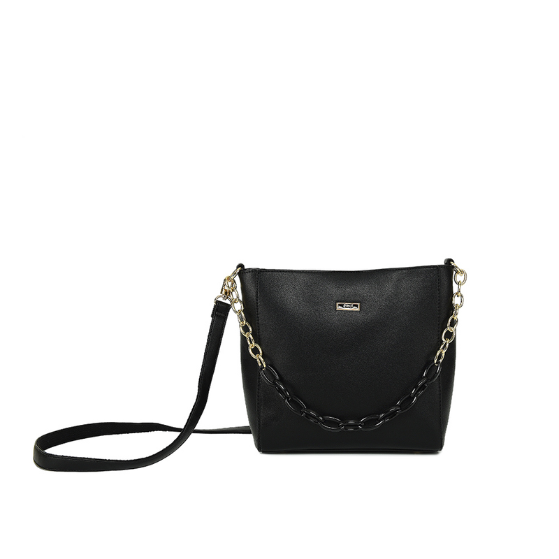 En-ji Haesoo Shoulderbag - Black
