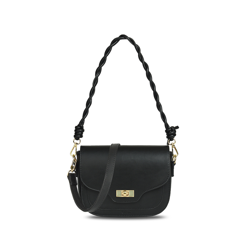 En-ji Itaewon Shoulderbag - Black