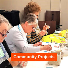 Ceramic Community Projects Classes Workshops in Northern Ireland