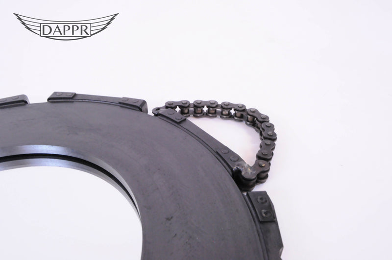 Boeing 737 Black Carbon Brake Disc Mirror
