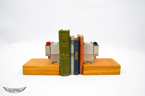Electric Solanoid bookends