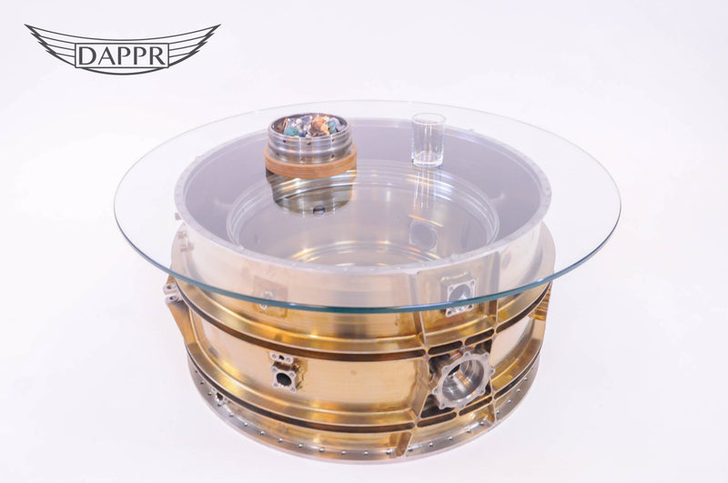 RB199 Intermediate Engine Casing Coffee Table