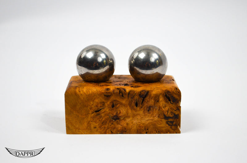 Medium Ball Bearing Meditation Balls with Stand