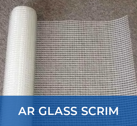 AR Glass Scrim
