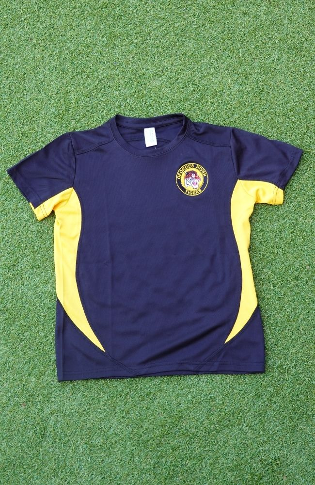 Training Shirt - Black