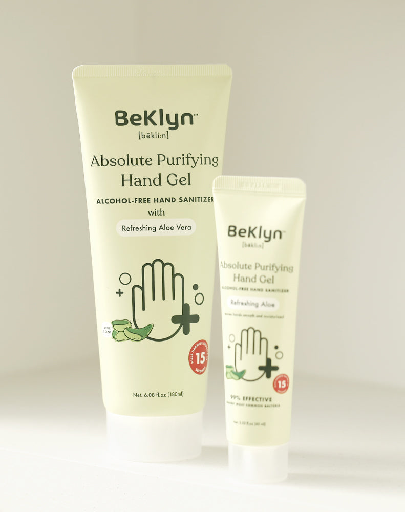 Absolute Purifying Hand Gel Refreshing Aloe 6.08 fl.oz (180ml)
