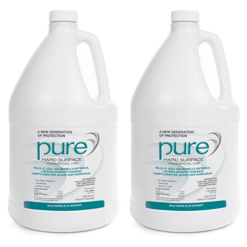 PURE Hard Surface 2 x 1-Gallon Case