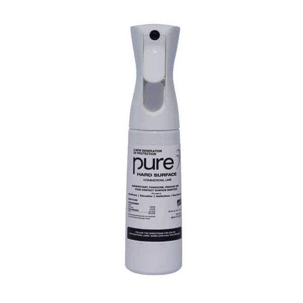 PURE Hard Surface Empty Misting Bottle