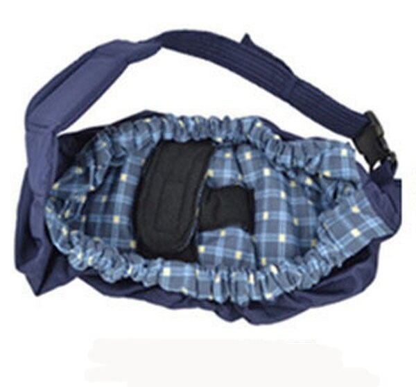 organic cotton ergonomic baby sling carrier
