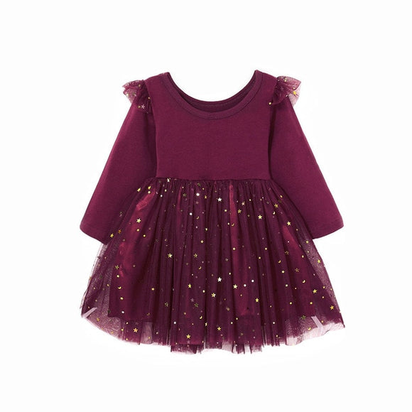 1-5Years Toddler Baby Kid Girls Dress