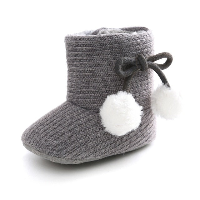Cute Autumn Winter Infants  Shoes