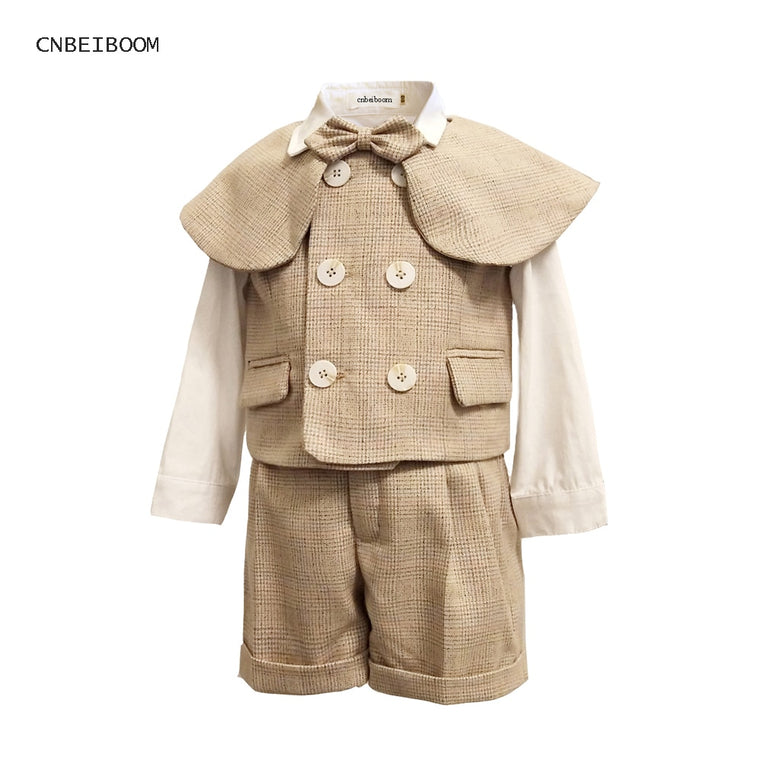 Boy Suits Cotton Baby Boys Suits
