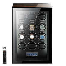 Load image into Gallery viewer, Tempus 12 Watch Winder for Automatic Watches with Touch Screen