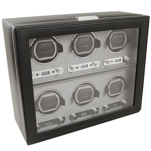 Wolf Designs VICEROY 2.7 Six Watch Winder
