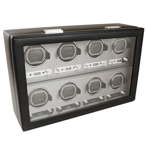Wolf Designs VICEROY 2.7 Eight Watch Winder Rotator
