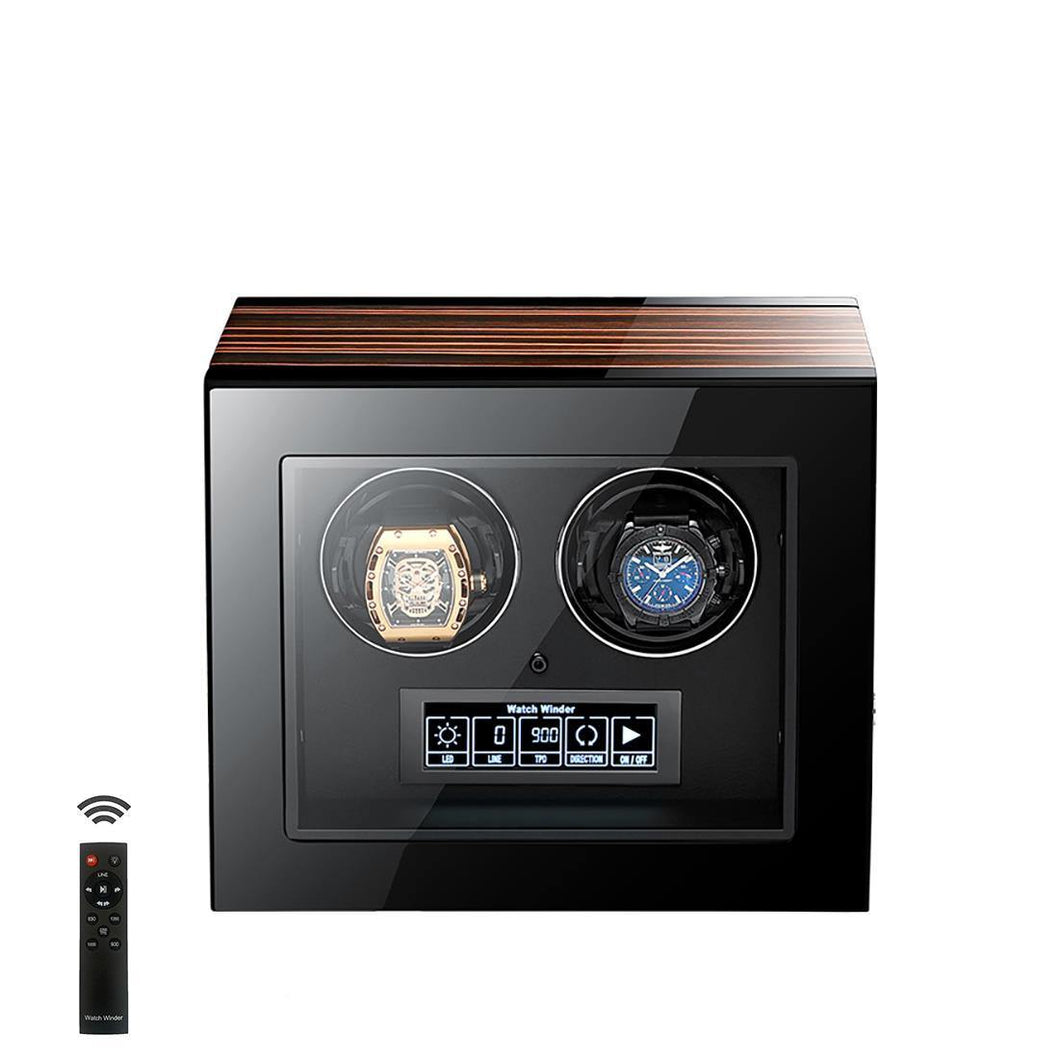 Tempus 2 Watch Winder for Automatic Watches with Touch Screen